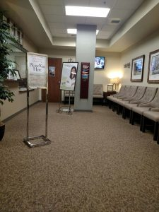 medical office carpet